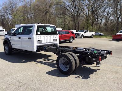 2021 Ford F-550 Crew Cab DRW 4x4, Cab Chassis #M1338 - photo 2