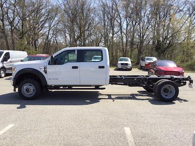 2021 Ford F-550 Crew Cab DRW 4x4, Cab Chassis #M1338 - photo 8