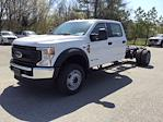 2021 Ford F-550 Crew Cab DRW 4x4, Cab Chassis #M1338 - photo 1