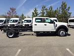 2021 Ford F-550 Crew Cab DRW 4x4, Cab Chassis #M1338 - photo 5