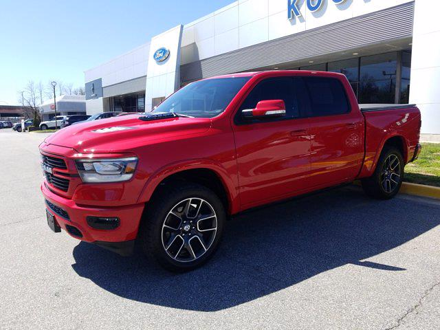 2019 Ram 1500 Crew Cab 4x4, Pickup #M1363A - photo 1