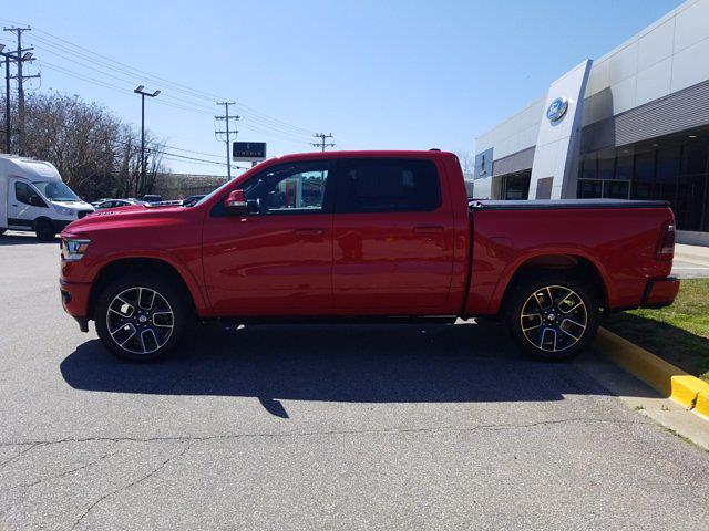 2019 Ram 1500 Crew Cab 4x4, Pickup #M1363A - photo 8