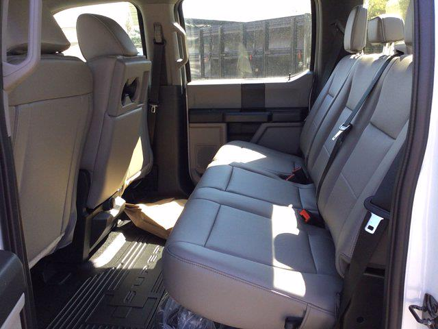 2021 Ford F-550 Crew Cab DRW 4x2, Cab Chassis #M1395 - photo 10