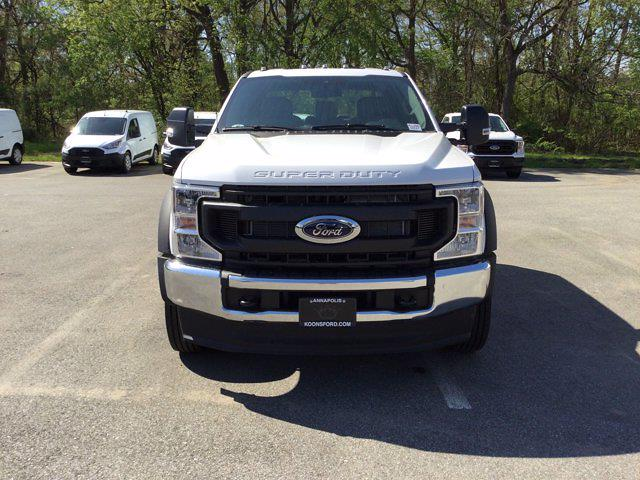 2021 Ford F-550 Crew Cab DRW 4x2, Cab Chassis #M1395 - photo 3