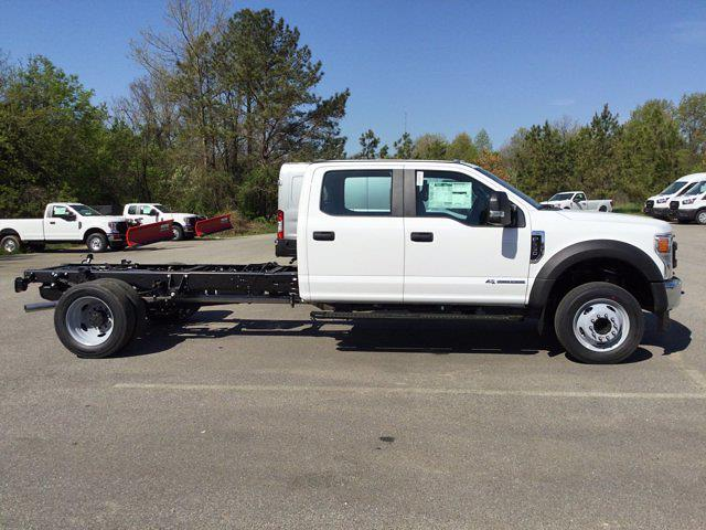 2021 Ford F-550 Crew Cab DRW 4x2, Cab Chassis #M1395 - photo 5