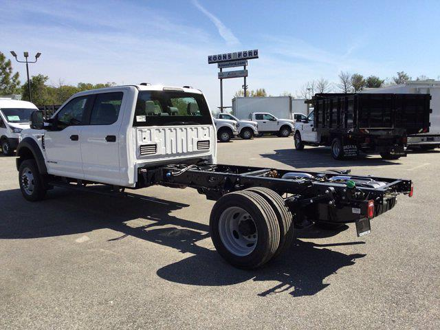 2021 Ford F-550 Crew Cab DRW 4x2, Cab Chassis #M1395 - photo 1