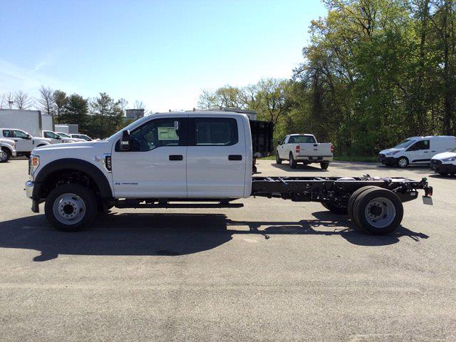 2021 Ford F-550 Crew Cab DRW 4x2, Cab Chassis #M1395 - photo 8