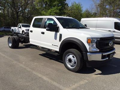 2021 Ford F-550 Crew Cab DRW 4x2, Cab Chassis #M1395 - photo 4
