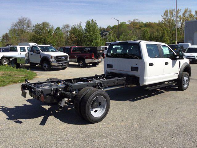 2021 Ford F-550 Crew Cab DRW 4x2, Cab Chassis #M1405 - photo 6