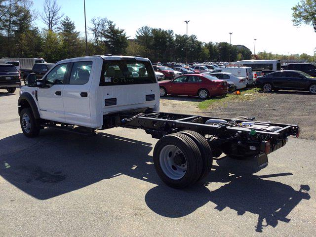 2021 Ford F-550 Crew Cab DRW 4x2, Cab Chassis #M1405 - photo 2