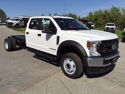 2021 Ford F-550 Crew Cab DRW 4x2, Cab Chassis #M1405 - photo 4