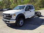 2021 Ford F-550 Crew Cab DRW 4x2, Cab Chassis #M1405 - photo 1