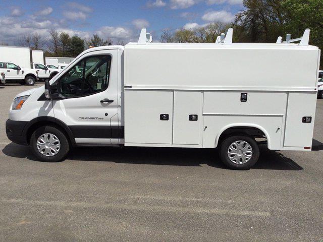 2021 Ford Transit 350 4x2, Knapheide KUV Service Utility Van #M1436 - photo 8