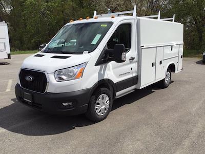 2021 Ford Transit 350 4x2, Knapheide KUV Service Utility Van #M1436 - photo 1