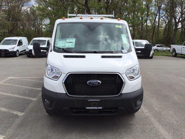 2021 Ford Transit 350 4x2, Knapheide KUV Service Utility Van #M1437 - photo 3
