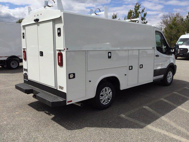 2021 Ford Transit 350 4x2, Knapheide KUV Service Utility Van #M1437 - photo 6