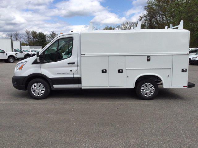 2021 Ford Transit 350 4x2, Knapheide KUV Service Utility Van #M1437 - photo 8