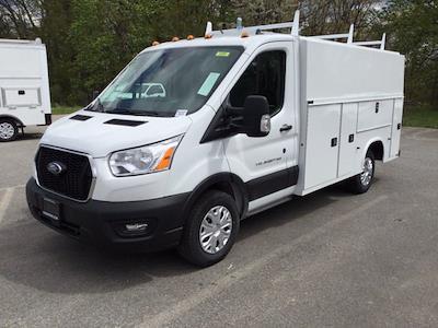 2021 Ford Transit 350 4x2, Knapheide KUV Service Utility Van #M1437 - photo 1