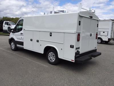 2021 Ford Transit 350 4x2, Knapheide KUV Service Utility Van #M1437 - photo 2