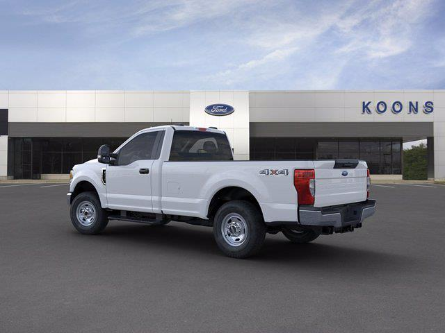 2021 Ford F-250 Regular Cab 4x4, Cab Chassis #M1440 - photo 1