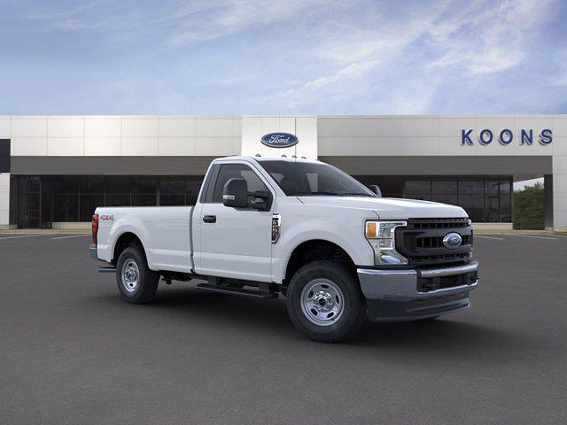 2021 Ford F-250 Regular Cab 4x4, Cab Chassis #M1440 - photo 7