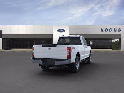 2021 Ford F-250 Regular Cab 4x4, Cab Chassis #M1440 - photo 8