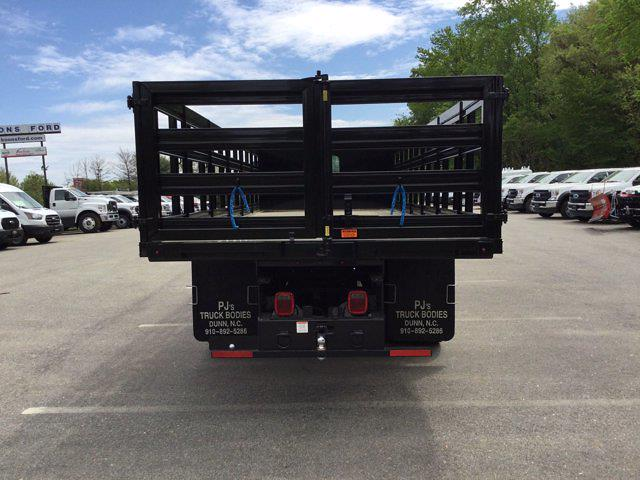 2021 Ford F-750 Regular Cab DRW 4x2, Stake Bed #M1451 - photo 7