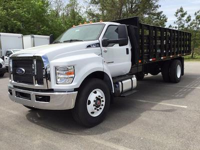 2021 Ford F-750 Regular Cab DRW 4x2, Stake Bed #M1451 - photo 1