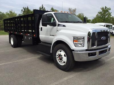 2021 Ford F-750 Regular Cab DRW 4x2, Stake Bed #M1451 - photo 4