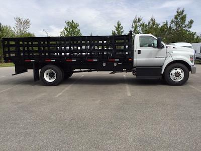 2021 Ford F-750 Regular Cab DRW 4x2, Stake Bed #M1451 - photo 5