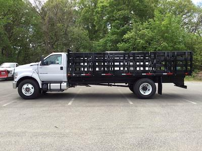 2021 Ford F-750 Regular Cab DRW 4x2, Stake Bed #M1451 - photo 8