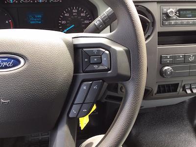 2021 Ford F-650 Regular Cab DRW 4x2, Platform Body #M1462 - photo 11