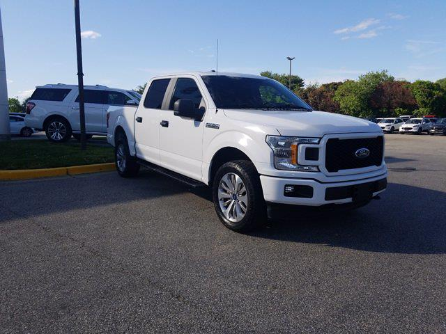 2018 Ford F-150 SuperCrew Cab 4x4, Pickup #M1468A - photo 4
