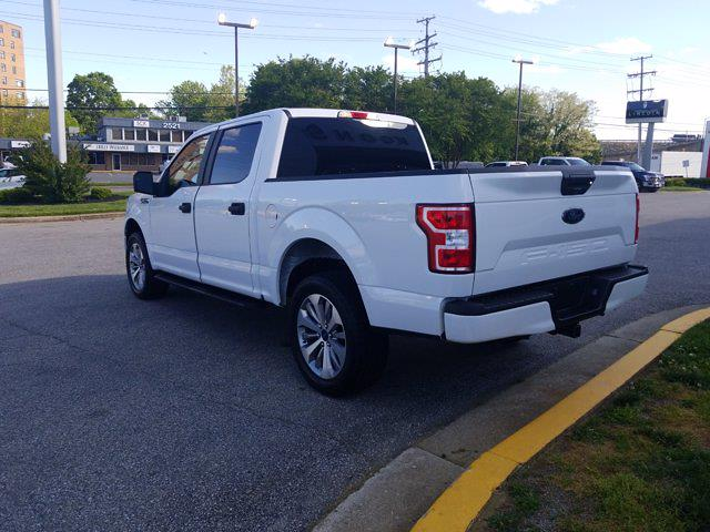2018 Ford F-150 SuperCrew Cab 4x4, Pickup #M1468A - photo 2
