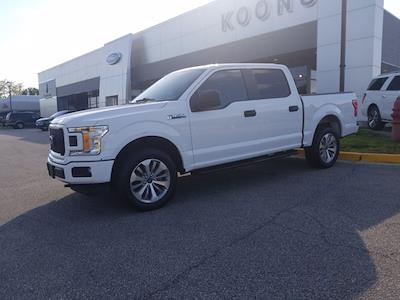 2018 Ford F-150 SuperCrew Cab 4x4, Pickup #M1468A - photo 1