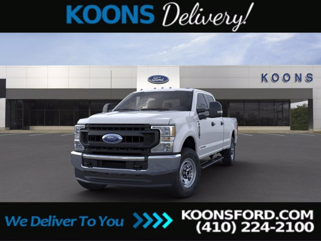 2020 Ford F-350 Crew Cab 4x4, Pickup #R100W3B - photo 3