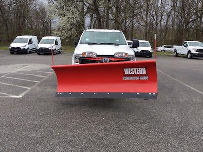 2021 Ford F-250 Regular Cab 4x4, Western Snowplow Pickup #M1097 - photo 2