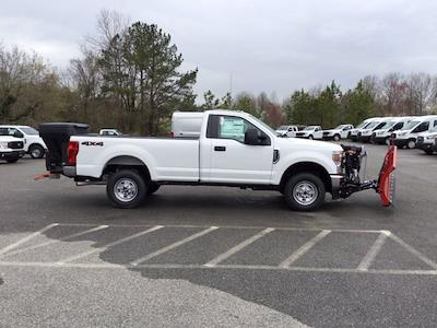 2021 Ford F-250 Regular Cab 4x4, Western Snowplow Pickup #M1097 - photo 1