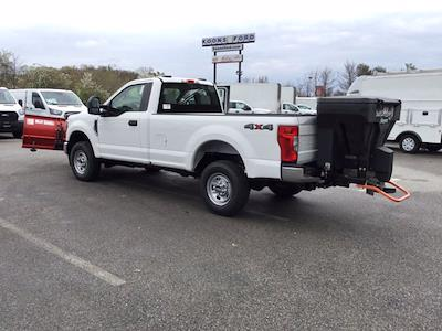 2021 Ford F-250 Regular Cab 4x4, Western Snowplow Pickup #M1097 - photo 23