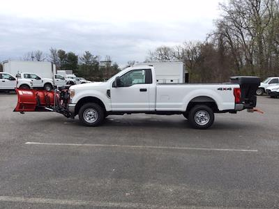 2021 Ford F-250 Regular Cab 4x4, Western Snowplow Pickup #M1097 - photo 4