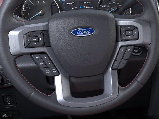 2021 Ford F-450 Crew Cab DRW 4x4, Pickup #R400W4D - photo 12