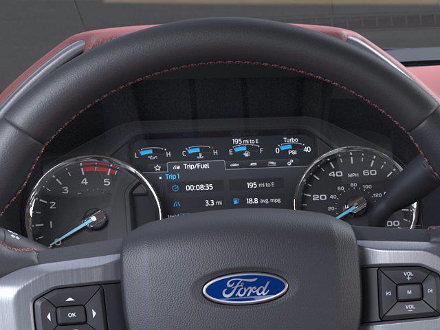 2021 Ford F-450 Crew Cab DRW 4x4, Pickup #R400W4D - photo 13
