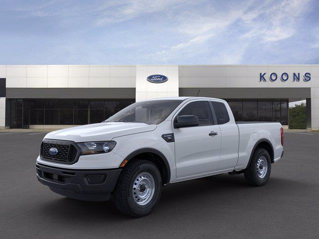 2021 Ford Ranger Super Cab 4x2, Pickup #M1316 - photo 1