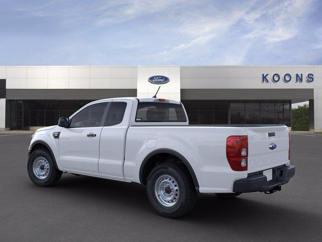 2021 Ford Ranger Super Cab 4x2, Pickup #M1316 - photo 2