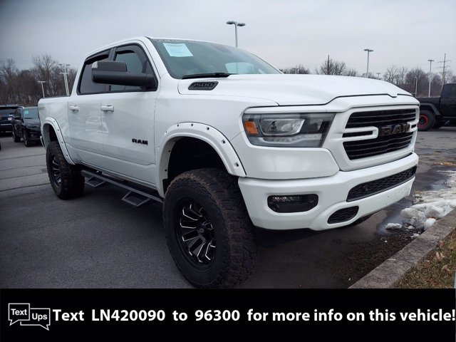 2020 Ram 1500 Crew Cab 4x4, Tecstar Automotive Off Road Pickup #0451900 - photo 1