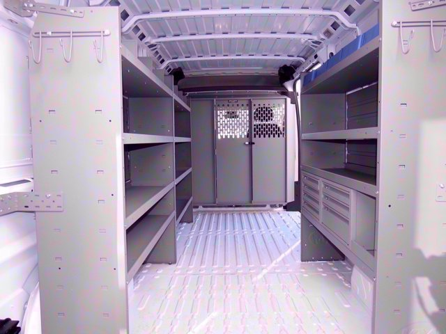 2020 Ram ProMaster 2500 High Roof FWD, Kargo Master Upfitted Cargo Van #0890000 - photo 1