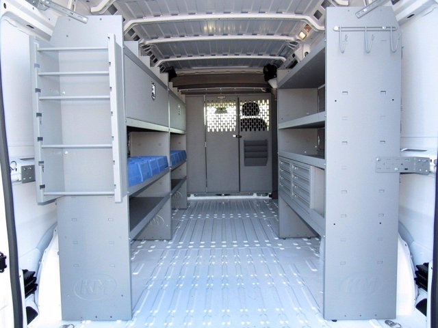 2020 Ram ProMaster 2500 High Roof FWD, Kargo Master Upfitted Cargo Van #0890010 - photo 1