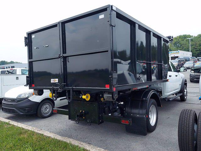 2021 Ram 5500 Crew Cab DRW 4x4, Switch N Go Hooklift Body #1452350 - photo 1