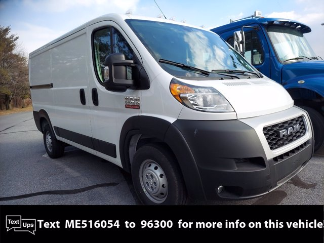 2021 Ram ProMaster 1500 Standard Roof FWD, Empty Cargo Van #1890070 - photo 1