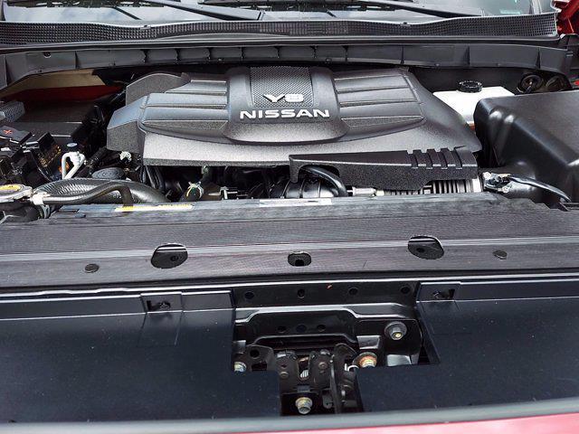 2019 Nissan Titan Crew Cab 4x4, Pickup #1991510 - photo 30